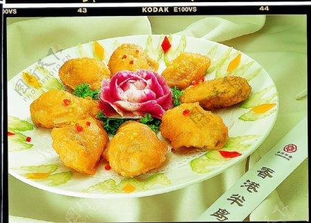 豫菜煎局鱼嘴图片