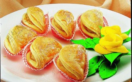豫菜泰国榴莲酥图片