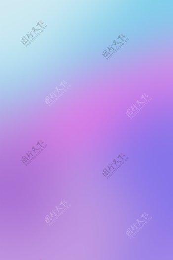 渐变梦幻紫色背景图片