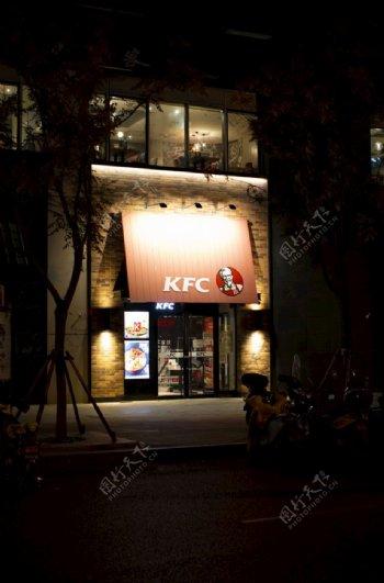 肯德基店面图片