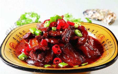 特色菜豫源焖罐肉图片