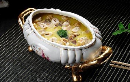粤菜广东菜如意全家福图片
