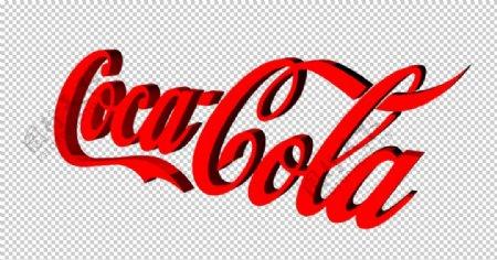 可口可乐标志图片