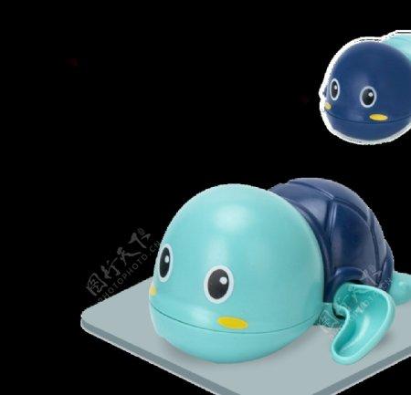 儿童洗澡玩具小乌龟图片