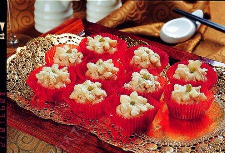 榴莲酥饺图片