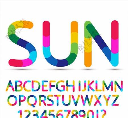 英文字母造型图片