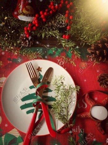 圣诞节日庆祝图片