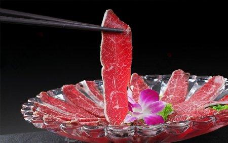 火锅配菜肥牛美式双面图片