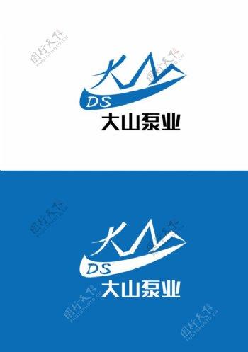 泵业标识设计图片