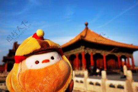 北京紫禁城故宫博物馆图片