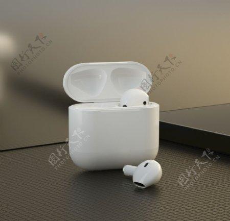 蓝牙耳机图片