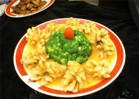 兰花果味鱼图片