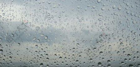 玻璃水珠图片