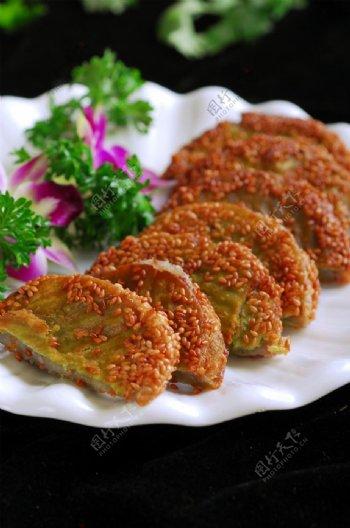 绿茶佛饼图片