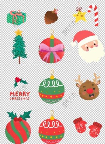 圣诞节矢量素材图片