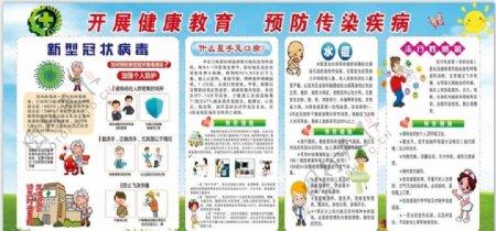 开展健康教育预防传染疾病图片