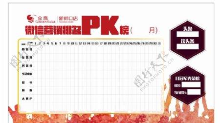 销售pk图片