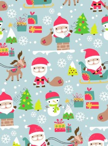 圣诞老头图片