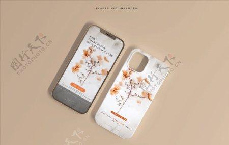 手机壳样机图片