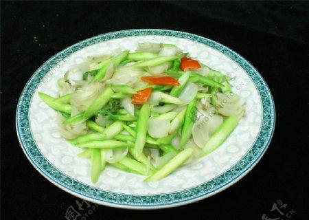 芦笋百合图片