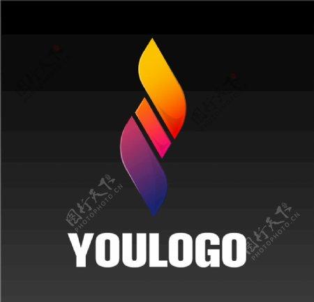 火苗logo图片
