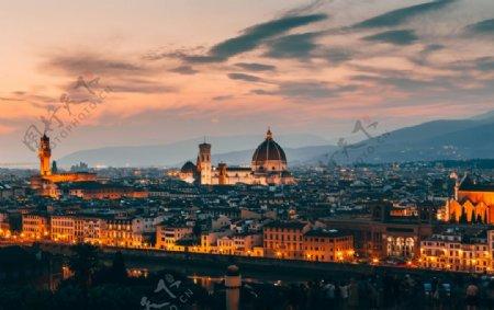意大利佛罗伦萨是托斯卡图片