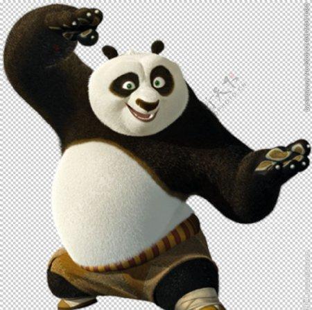 功夫熊猫图片