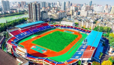 南河体育馆图片