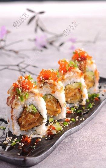 鳗之恋寿司图片