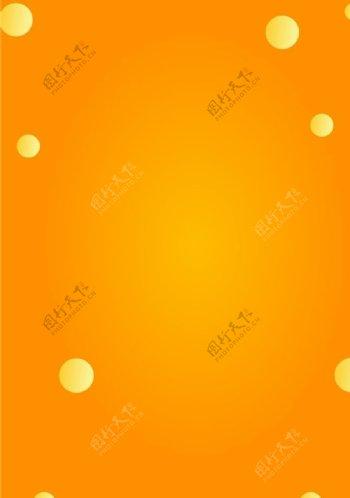 波浪橙色背景橙色黄色曲线图片