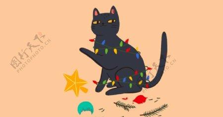 猫咪星人图片