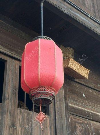 尚阳老街红灯笼图片