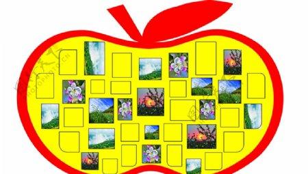 苹果照片墙图片