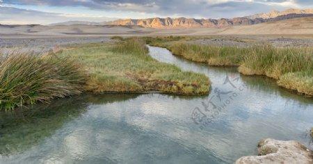 风景河流图片