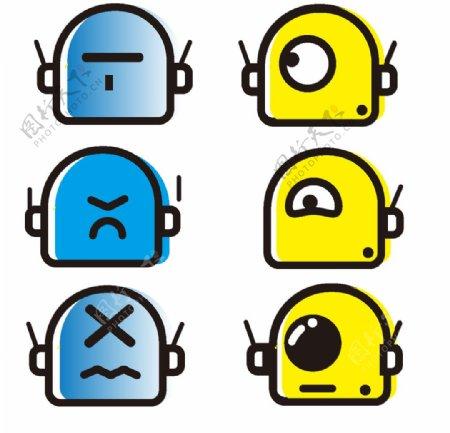 小黄人表情包图片