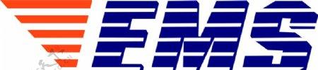 EMSlogo邮政EMS标志图片
