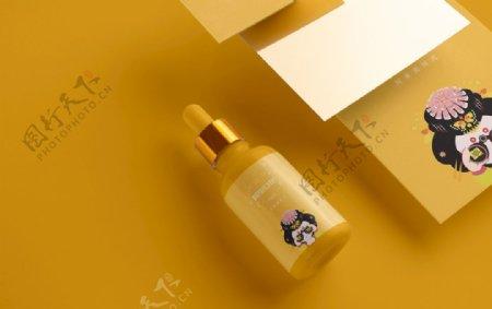 化妆品包装盒图片