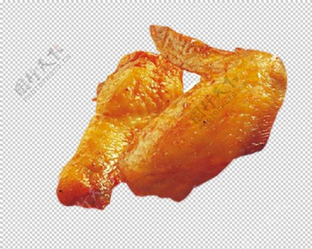 炸鸡腿图片