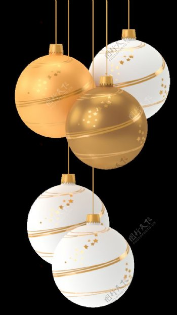 圣诞装饰挂件图片