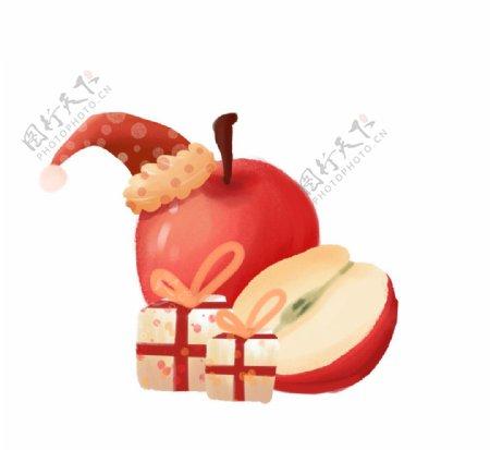 苹果礼盒图片