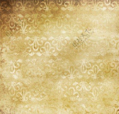 斑驳花纹背景图片